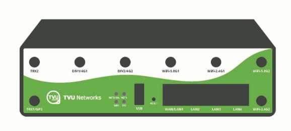 TVU多网聚合路由器